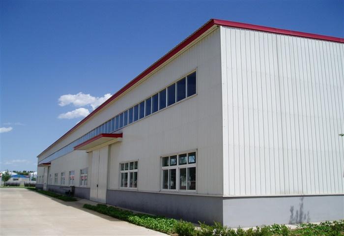 钢结构工程建筑中有几种体系